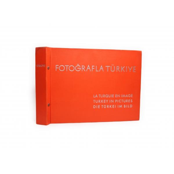 Fotoğrafla Türkiye, 25x32 cm